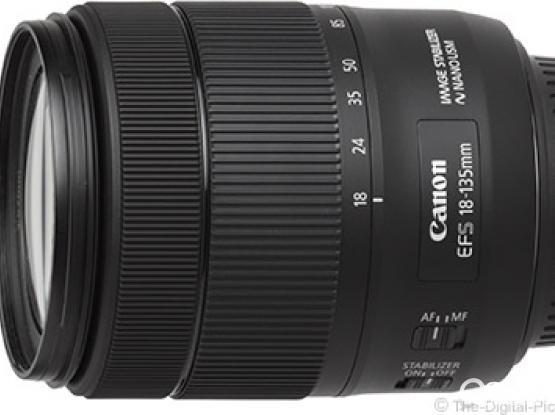 Canon 18-135 Nano USM * Canon MR-14EX II