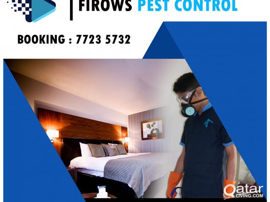 Professional Pest Control Services – 50% offer, Call/whatsApp 77235732 , 31141155