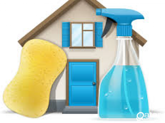 All type of cleaning