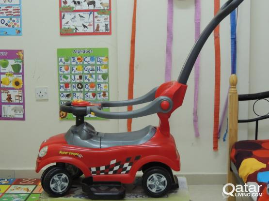 Baby Car (Can be used as Stroller)