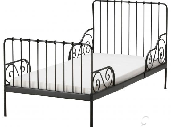 IKEA Kids Extendable bed with Mattress