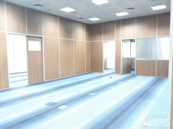 220 Sqm Excellent Partitioned Office at C Ring Road