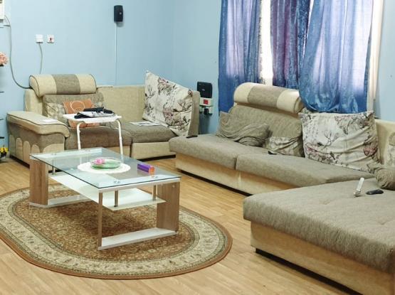 L-Shaped sofa set   Qatar Living