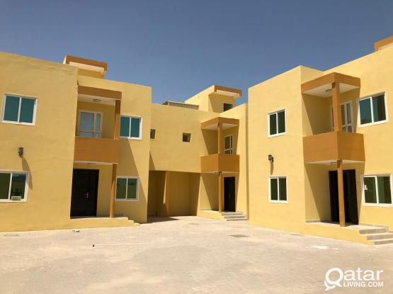 COMPOUND VILLAS FOR STAFFS AT ALKHOR & AL THAKIRA WITHOUT PAYING COMMISSION CHARGES -DIRECT DEAL