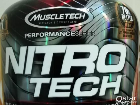 Protein Powder Nitro-Tech