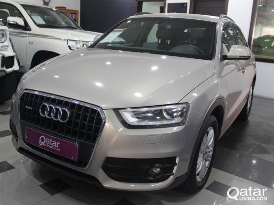 Audi Q3 2.0 T 2013