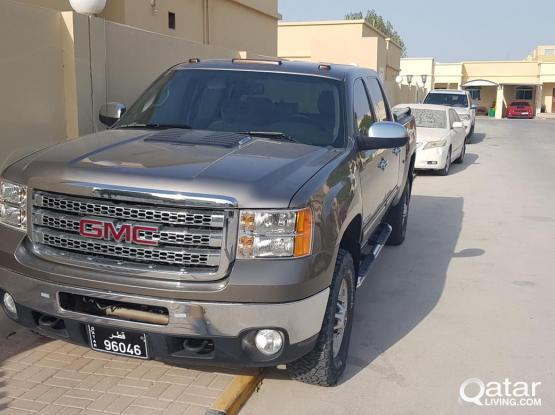 GMC Sierra 2500 HD 2013