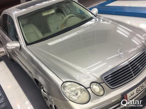 Mercedes E 200 2005