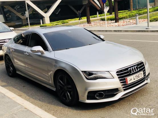 Audi A7 3.0 S-Line 2012