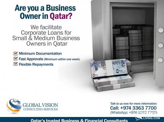 Business Loan Facilitator