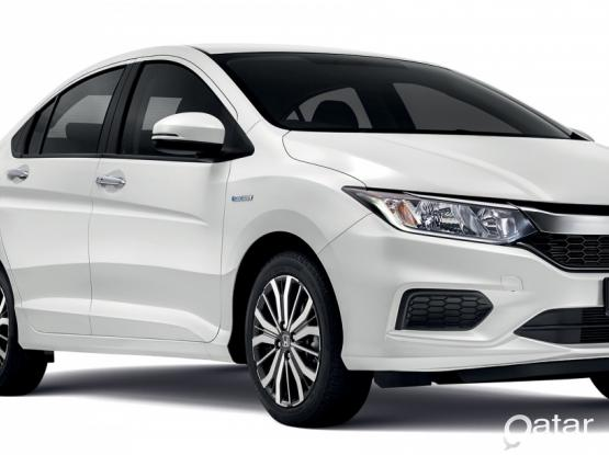 HONDA CITY 2017 MODEL AVAILABLE FOR RENT