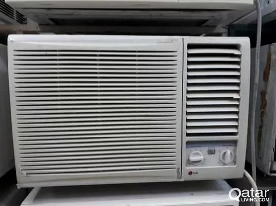 WINDOW LG AC FOR SALE VERY GOOD QUALITY PLZ CALL 30408334