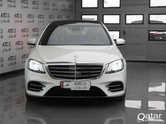Mercedes S 450 2019