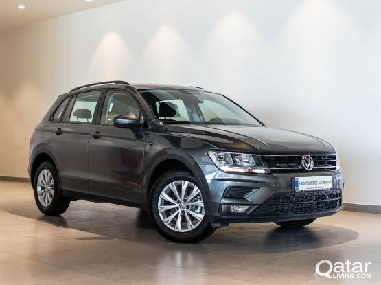Volkswagen Tiguan Standard 2018