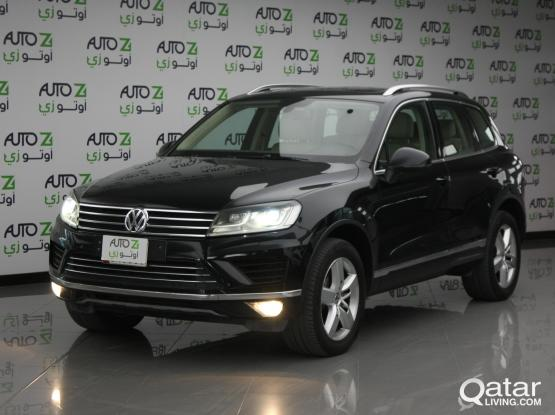 Volkswagen Touareg Standard 2015