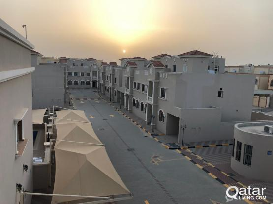 ِFOR RENT WITH NO COMMISSION + 1 MONTH FREE : A specious 5bhk compound villa at Umm Salal Ali