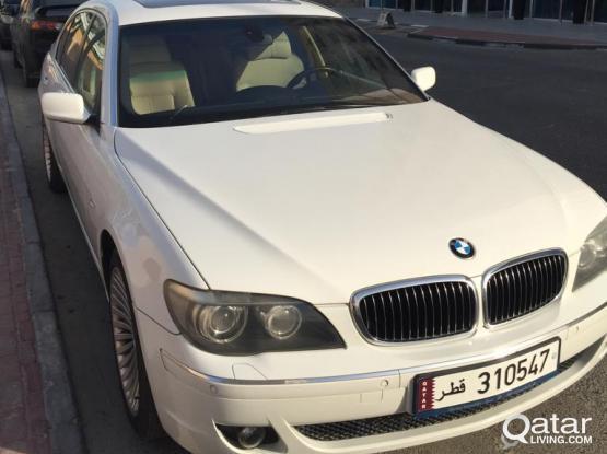 BMW 7-Series 740 Li 2006