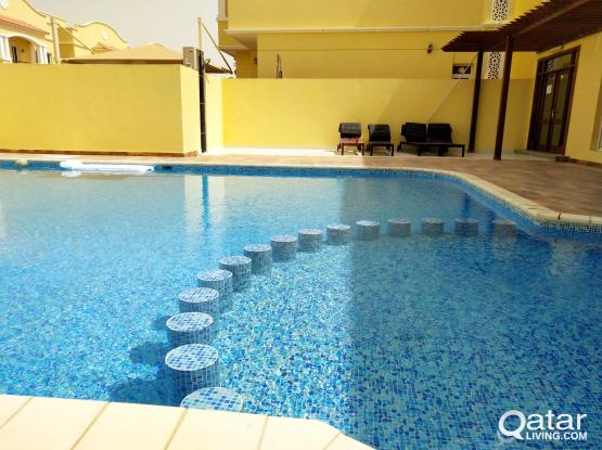Spacious Compound Villa for Families - 1 month free