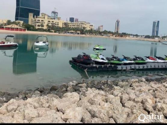 Jet Ski and Boat rental