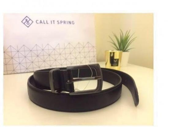 leather belt- Call it Spring Brand new with tags