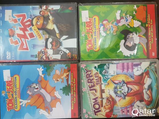 DVD cartoon for kids