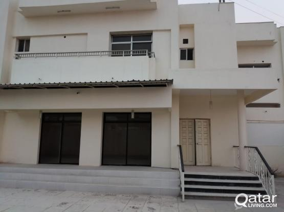 For rent in Nasr Street, only families Villa consists of 4 rooms, 4 bathrooms