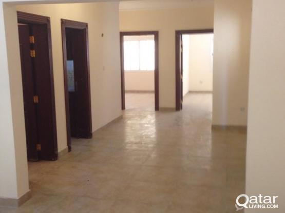 For Rent in Khalifa City South 2rooms, 2 hall, kitchen and 2 bathroom and the 4500price of