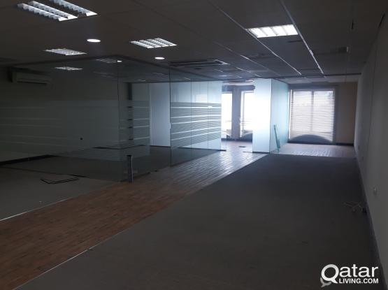 187 Sqm Partitioned Office near to Ramada Signal