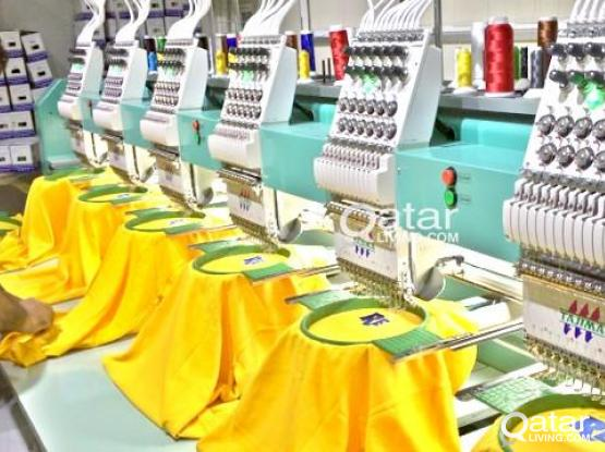 Embroidery Work Services