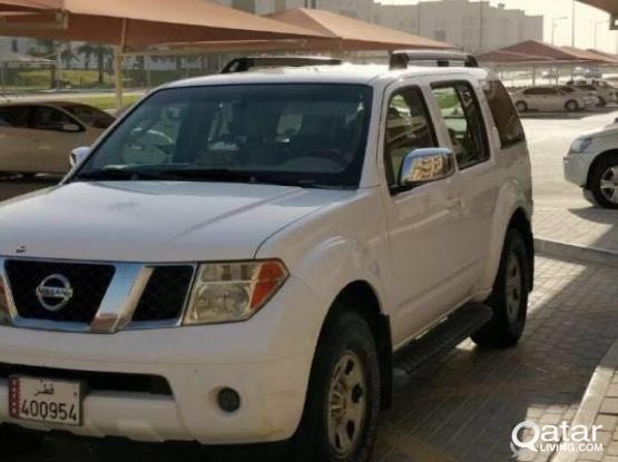 Nissan Pathfinder Standard 2007