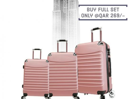 galaxy trolly bags / luggage set