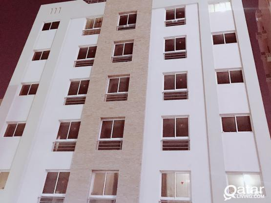 SPACIOUS 1 BHK FAMILY ACCOMMODATION (ONE MONTH FREE) @ DOHA AL JADEED NEAR AL MANSOR PLAZA HOTEL