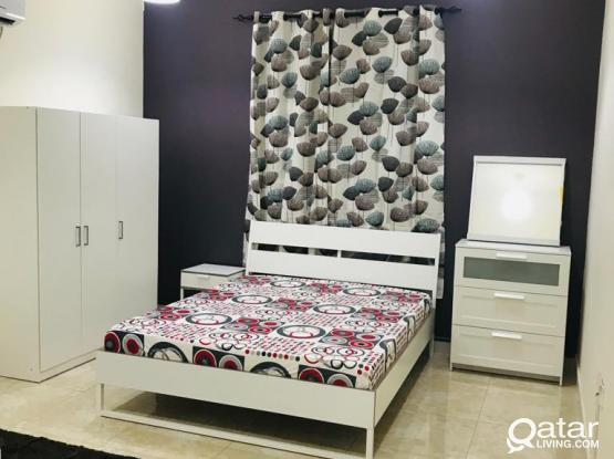 Fully furnished Spacious Studio with Separate Dining area