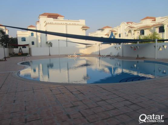 Fully Furnished 1BHK in a Compound for a Fitness Lifestyle Bachelor