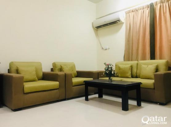 **NO COMMISSION** 2BHK Fully furnished Apartments, Bin Omran