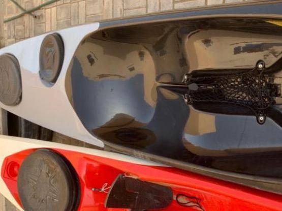 point 65n xp18 spider kayak