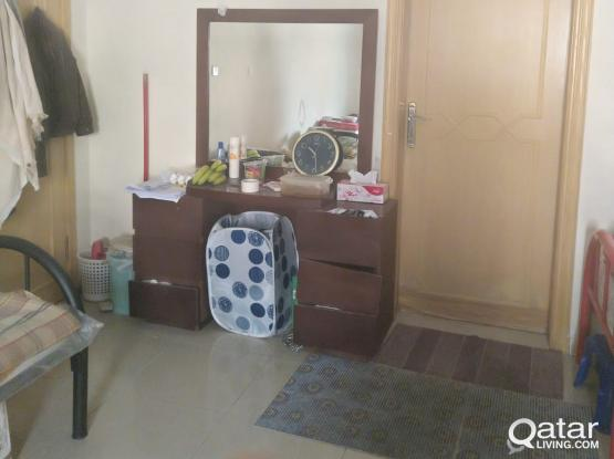 Bedspace for Indian Bachelor in Mansoura