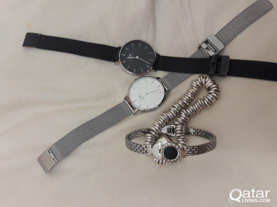 DW original Watch free bangle