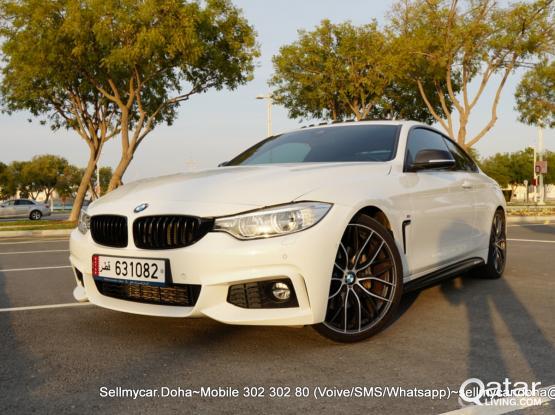 BMW 4-Series 435 i 2015