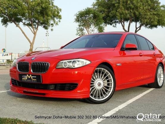 BMW M 5 2012