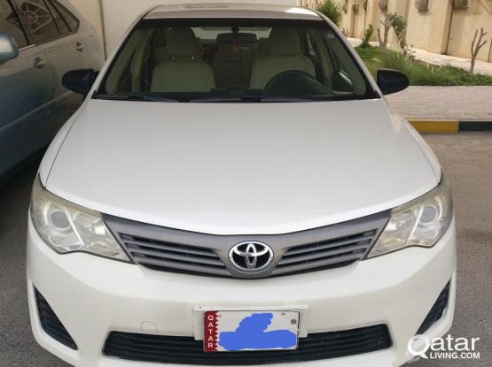 Toyota Camry GL 2012
