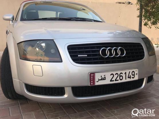 Audi TT 2.0 2001