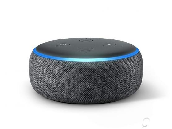 Amazon Echo Dot Speaker (with Alexa) - Bluetooth / WiFi - 3rd Gen - Brand New w/ Warranty