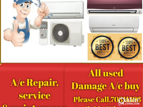 A/c services maintenance damage Ac Buying 33365756
