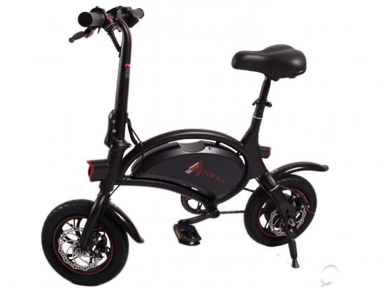 E-scooter 4A-D1F