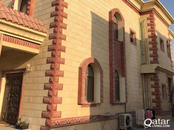 2BHK Family Room Available for Rent In AinKhaled Near Al-Maha Academy.