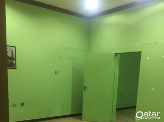1BHK Flat only for Family opp Mamoura Complex behind D ring Road - NO COMMISSION