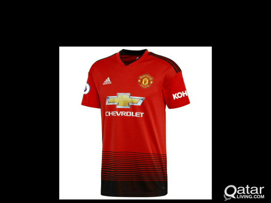 Manchester United Jersey 2018/19