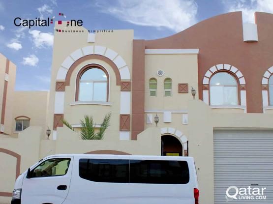 Unfurnished 6BR Villa (+Maid's Room) in Al Thumama