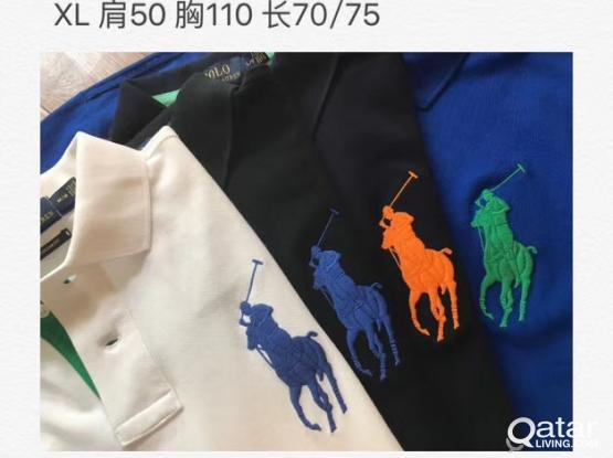 Brandnew RL Polo-shirt full sizes and color selection